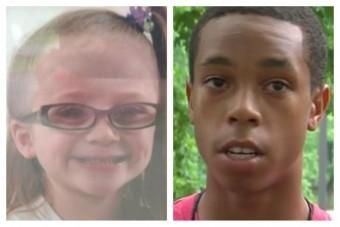 Biciklis tinik mentették meg az elrabolt kislányt