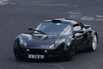 Ez volna a Renault leendő sportkocsija?