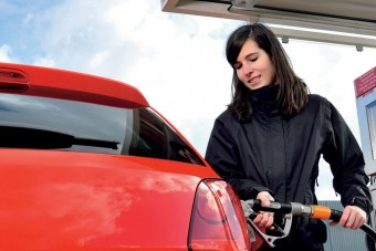 Svájci áron vesszük a gázolajat