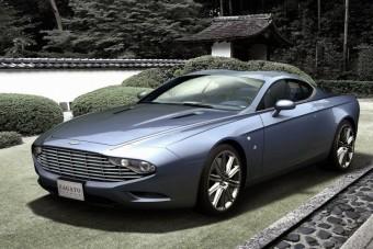 Aston Martin tanulmány-ikrek a Zagatótól