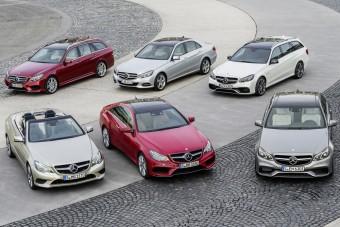 Kilencfokozatú váltó a Mercedesnél