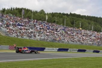 F1: Visszatér az Osztrák Nagydíj