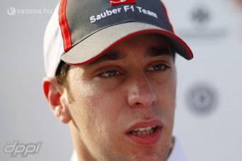 F1: Holland fiatal ülhet Hülkenberg helyére