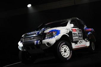 Szörnyeteg pickuppal megy a Dakarra a Ford