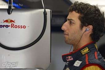F1: A Toro Rosso nem szívesen adná Ricciardót