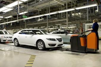 Újra életre kel a Saab?