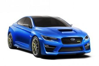 Jövőre visszatér a Subaru sportszedánja