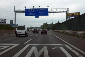 Lezárják az M7-es autópályát