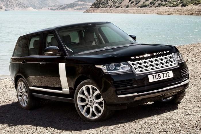 Range Rover Vogue, amit ha a Rába Vagon- és Gépgyár készítene, Legelő Csavargó Divatnak hívnának