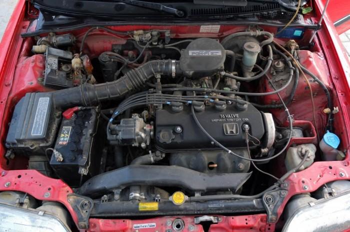 Az elterjedt 1.5i motort szinte lehetetlen kinyírni, csak hosszas rideg bánásmóddal törhető meg