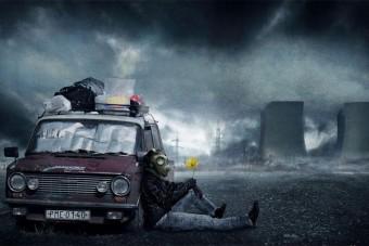 Támadnak a zombik? Menekülj!!