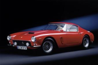 A legdrágább Ferrarik