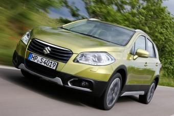 Nem lesz olcsó az új Suzuki