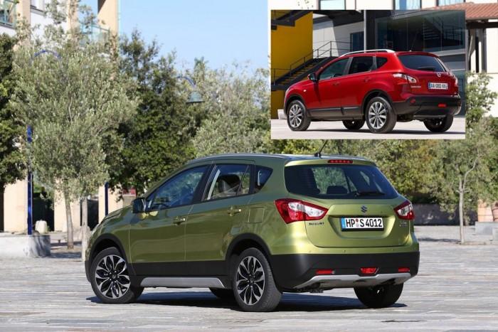 Fazonjában benne van a kategória legsikeresebb autója, a Nissan Qashqai. Az eddigi 1,6-os dízelt a Peugeot gyártotta, az újban FIAT-eredetű dízelmotor lesz. Felára félmillió Ft körül lehet