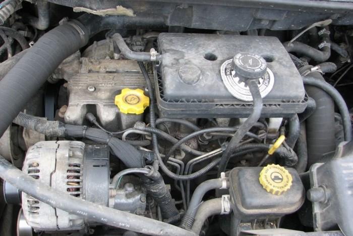 Kulturálatlan, sérülékeny, de erős és takarékos a 2,5 literes dízelmotor. Vigyázat: csak fogaskerék-vezérlésű változatot szabad venni belőle!