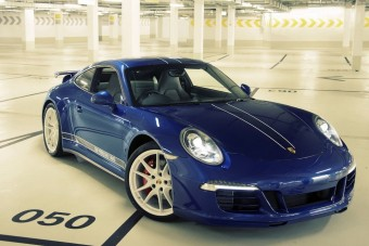 Porsche a Facebookról