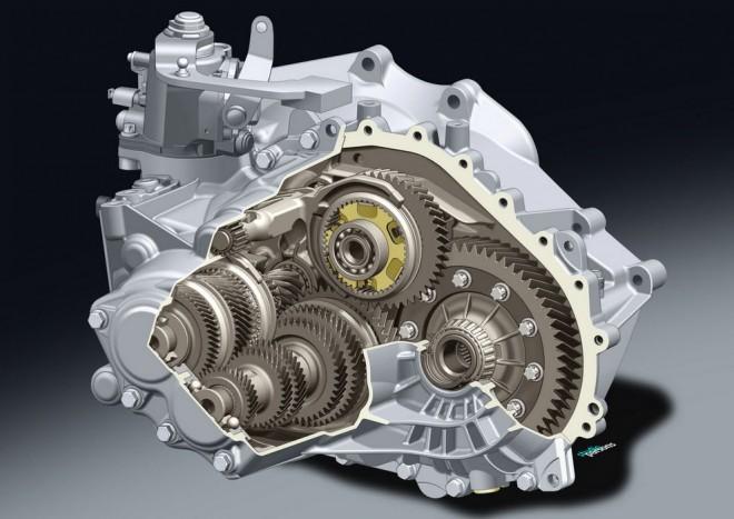 Mindössze 37 kiló a 220 Nm-ig alkalmazható sebességváltó