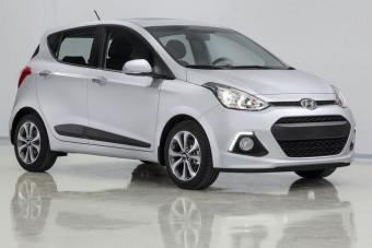 Megújult a Hyundai városi minije