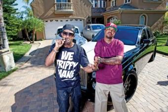 Az amcsi rapperek élete