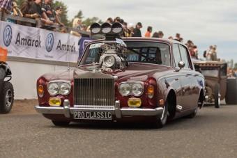 Rolls-Royce dragster? Mi kérünk elnézést