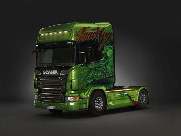 Sven-Erik kamionját is elvitték Hollandiába
