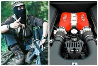 Terroristákat támogat több európai autógyár