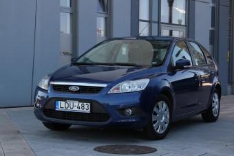 Használt autó: Ford Focus II