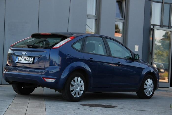Kitűnő futóműve miatt a Focus II abszolút mai autónak érződik, pedig jó nyolc éve jelent meg