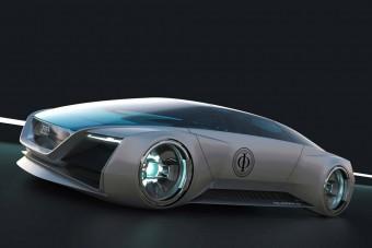Képzeletbeli autó az Auditól