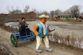 Meghökkentő kínai szerkezetek