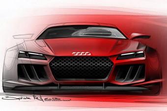 700 lovas hibridet fejleszt az Audi