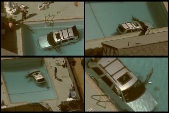 A vízbe hajtott, szörnyet halt a terepjárós nő