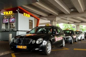 Eltűnt a reptéri állomásról az összes taxis