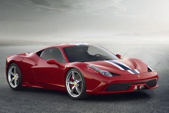 Minden ősét alázza az új Ferrari