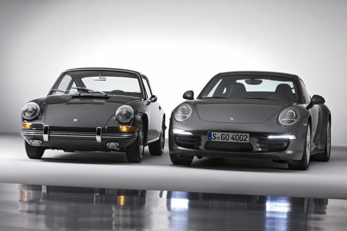 130 lóerős volt az első 911, a mai 991 kódú generáció teljesítménye 350 lóerőről indul