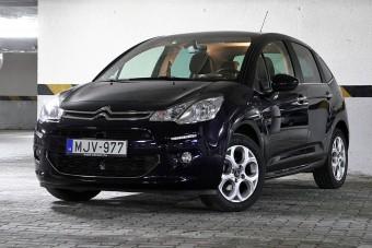 Városi akvárium: Citroën C3