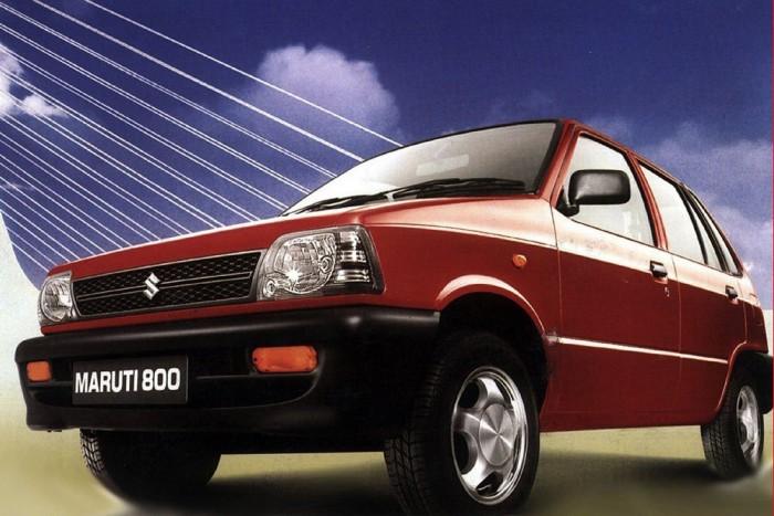 2. Maruti 800, 840 000 Ft. Anno a Merkur is forgalmazta a Suzuki-Maruti DX800-ast, amelyről még 2003-ban közöltünk használttesztet. Az autó nem lett biztonságosabb azóta, de takarékossága és 50 lóerővel fürgesége sem változott az eredeti kocka Alto 1984-es bemutatása után