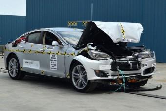 A világ legbiztonságosabb autója