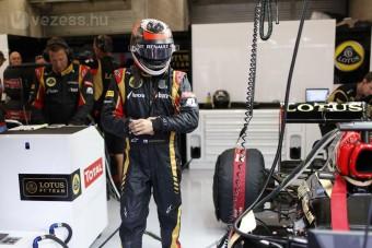 F1: Kamu volt a Lotus sisakfóliás sztorija?