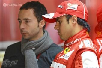 F1: Massa a Saubernél kilincsel