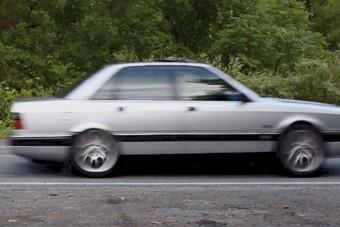 Durvábban rajtol az Audi, mint egy M5