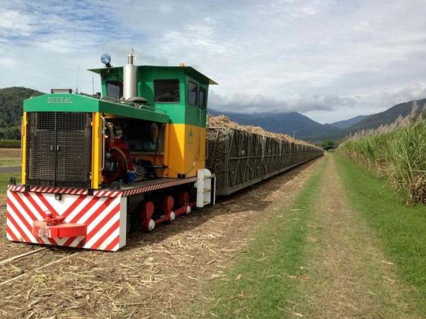 A kismozdonyban Scania-motor duruzsol