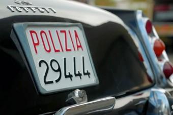 A legkirályabb rendőrautó, amit valaha láttál