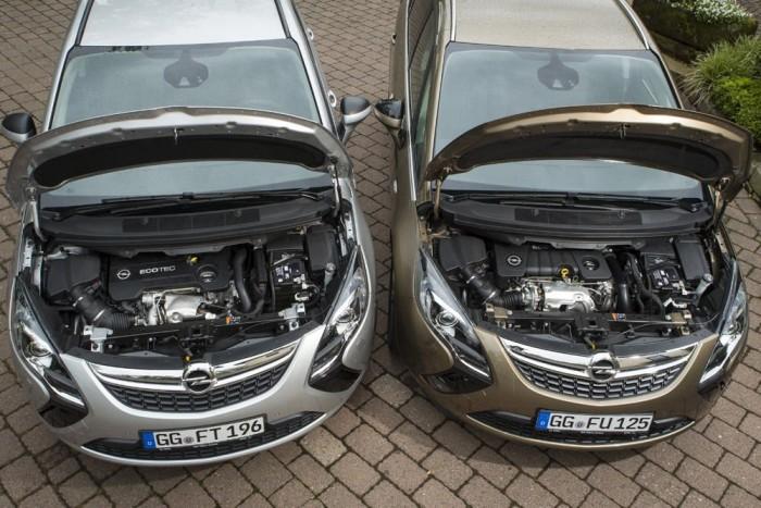 170 vagy 200 LE LE a SIDI 1,6 Turbo teljesítménye (balra), 280 Nm nyomatéka a legjobb a kategóriában. Az új dízelmotor az 1,6-os dízelek között 136 lóerős teljesítményével áll az élen