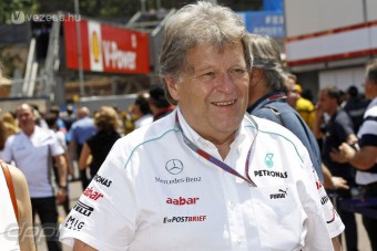 F1: A Mercedes lesz 2014 favoritja?
