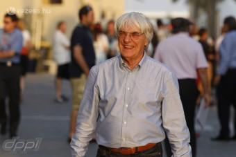 F1: Ecclestone-t idén nem kínozza a német bíróság