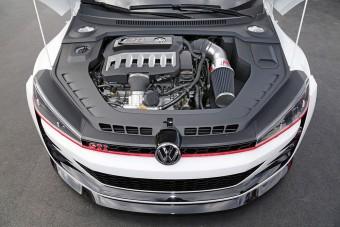 500 lóerős turbómotor a Volkswagentől