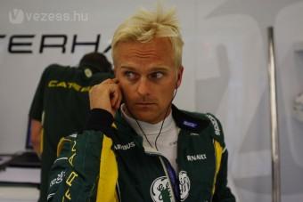 F1: Kovalainen visszaülhet a Caterhambe jövőre