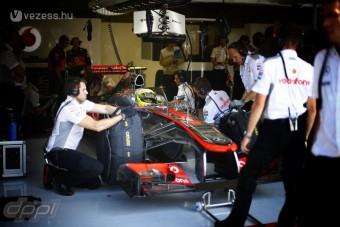 F1: Már a dobogókban sem hisz a McLaren