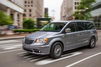 Harmincéves a Chrysler egyterűje